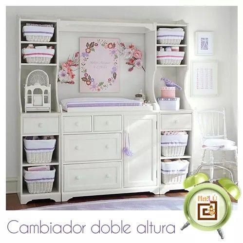 Vestidor para bebe | Muebles para bebe | Pinterest