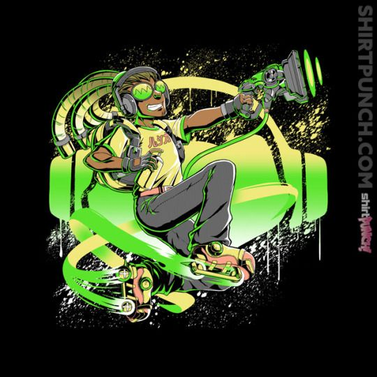 """Jet Set Lucio"" by Coinbox Tees (08/10)"
