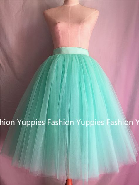 7592914a255 how to make a layered and long tulle skirt - Google Search