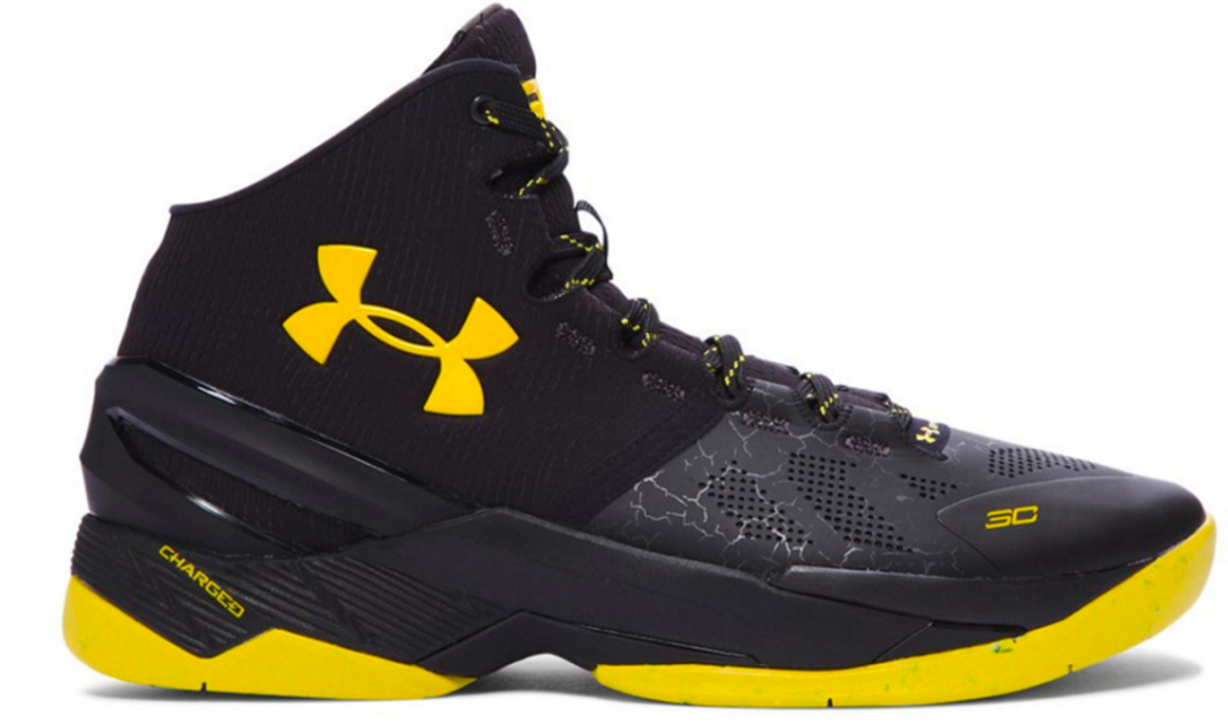 d66e33ea Check out the UA Curry 2 Black Knight available on StockX | Shoes ...