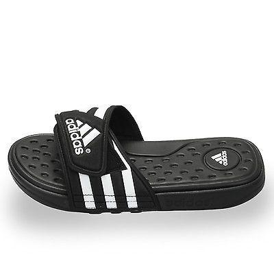 Adidas Adissage Sc Mens G19102 Black