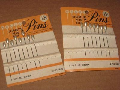 Corsages decorative pins