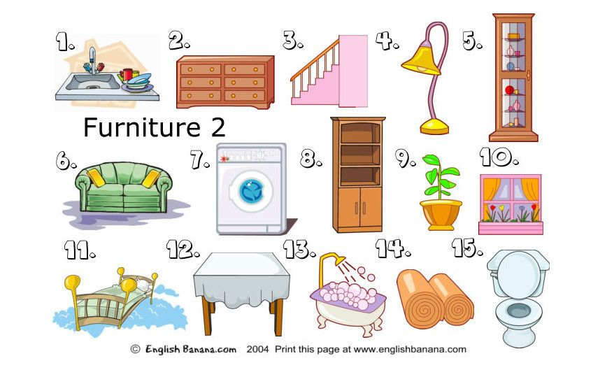 Bedroom Furniture Quiz