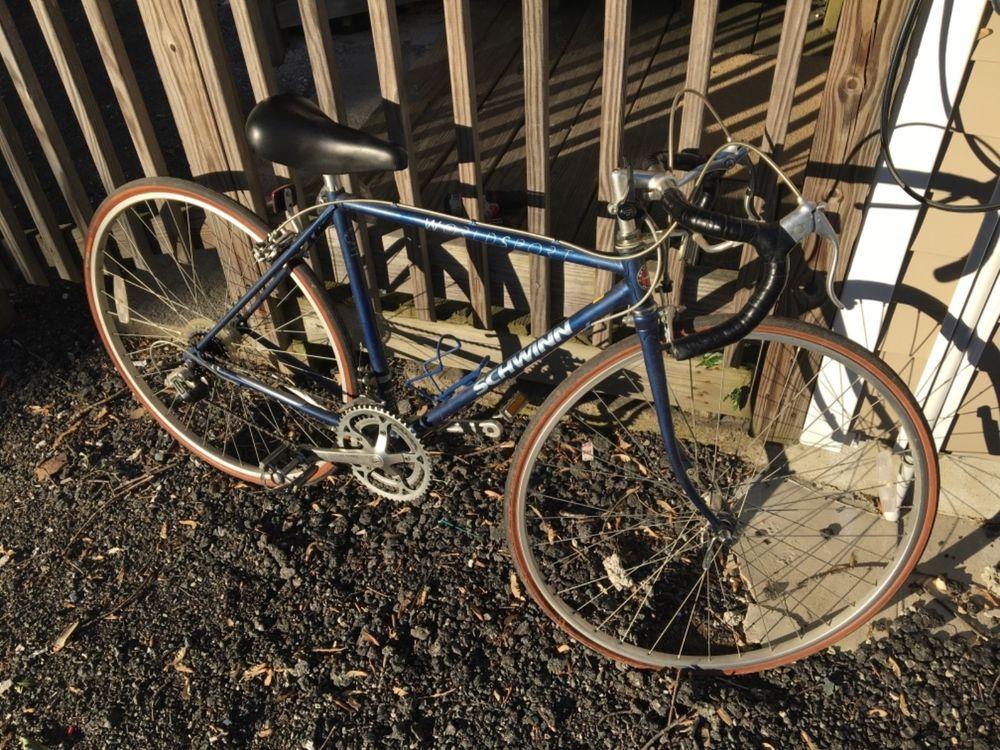 Schwinn World Sport, Road bike, Blue, Excellent Condition