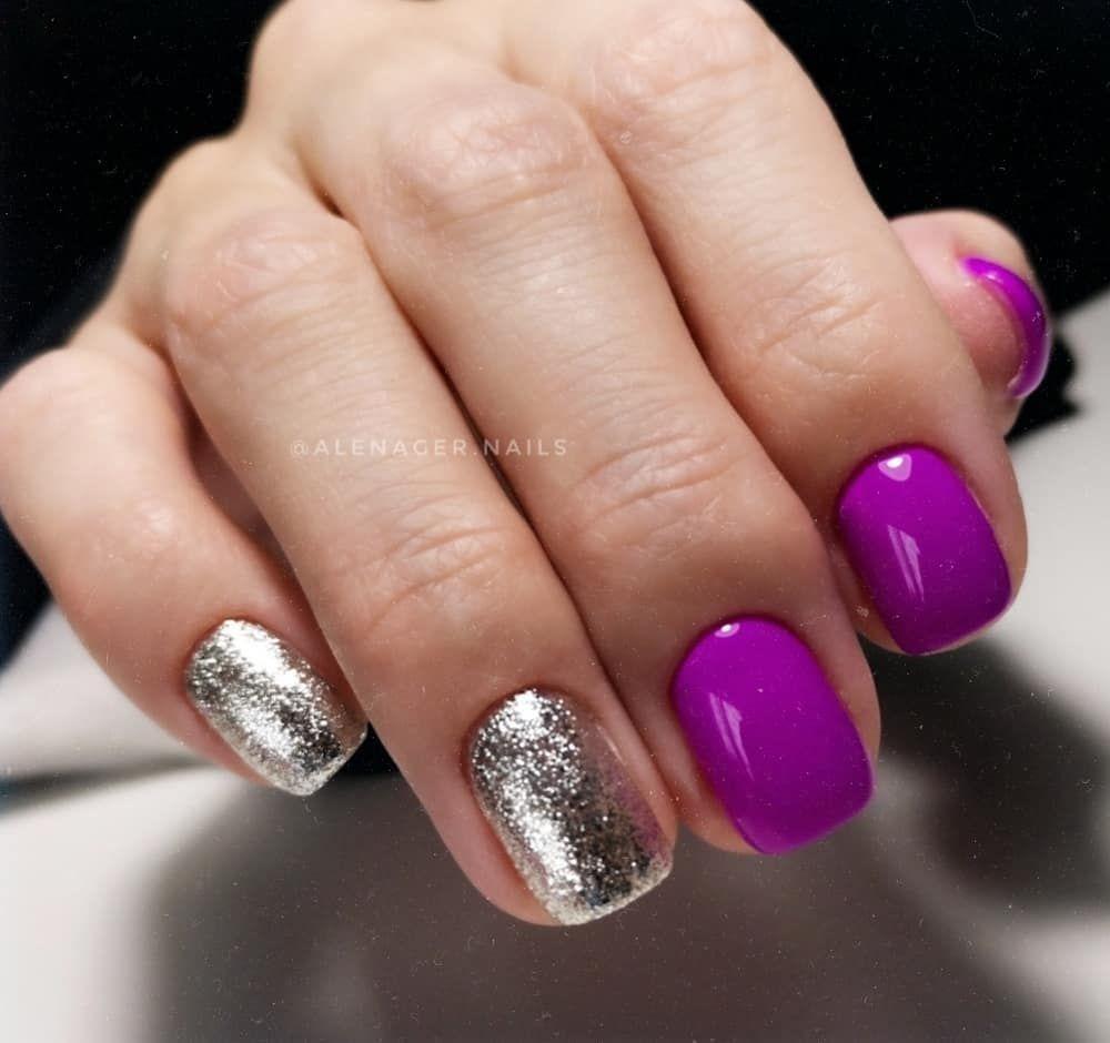 Vlyubilas V Etot Cvet Nails Nogti2019 Nogti38
