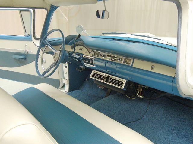 1957 ford ranchero 1957 ford ranchero bed view dash