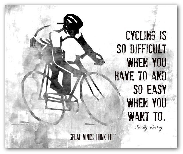 Cycling Poster Collection Of Motivational Fitness Posters With Quotes For  Success Motivation And As Inspirational Gifts For Cyclists.