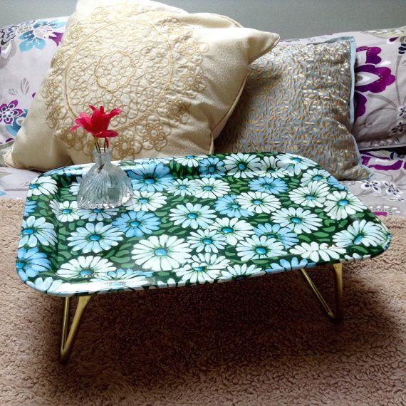 Best Mid Century Bed Trays Raised Pet Feeder Mcm 1960S 640 x 480