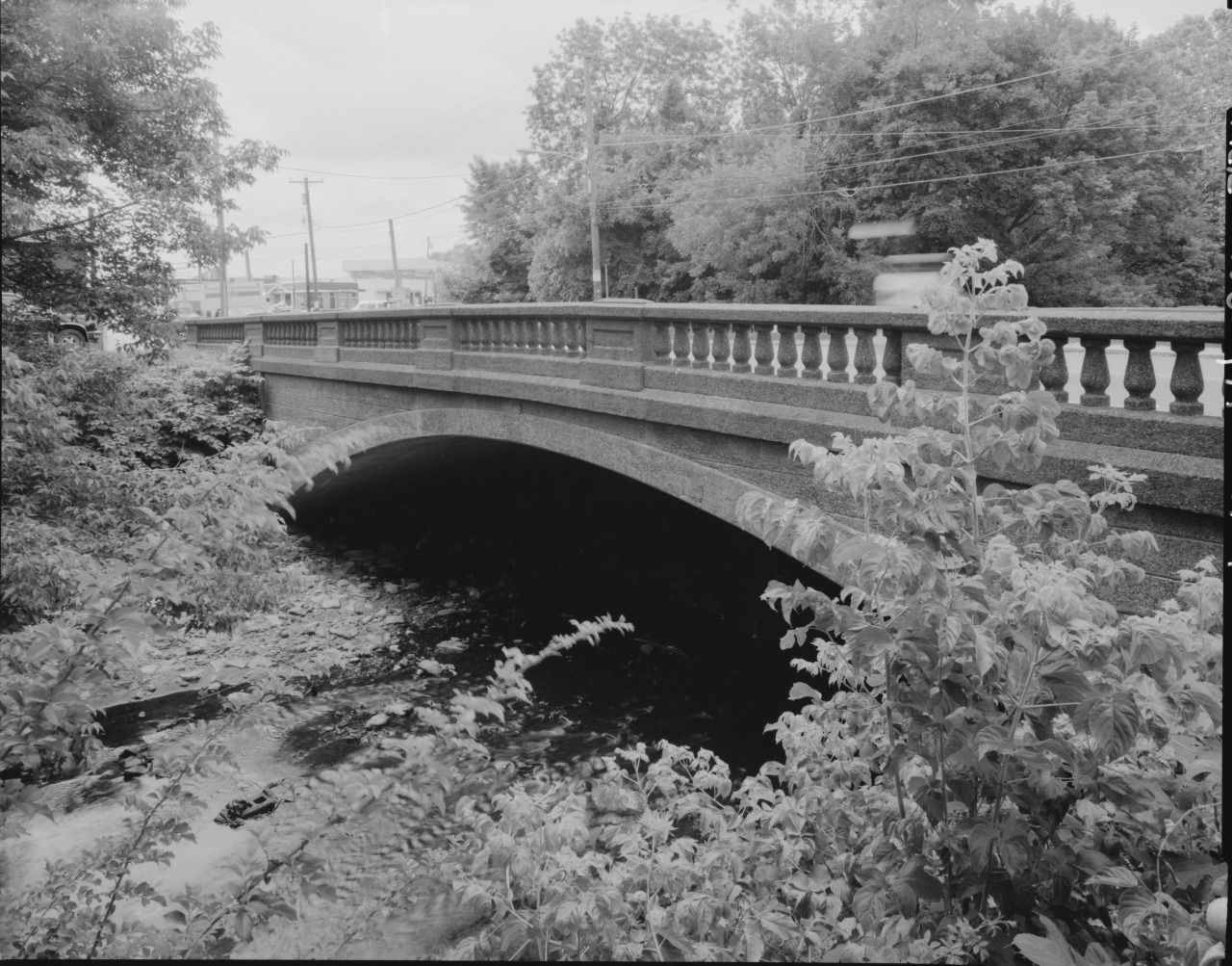 The Frankford Avenue Bridge, Philadelphia, PA. Constructed