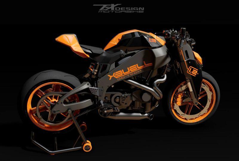 Awesome Custom Bike Buell Racing Xbuell By Tex Design Motorcycles Custom Custombike Bike Motorbike Moto T Buell Motorcycles Racing Bikes Custom Bikes