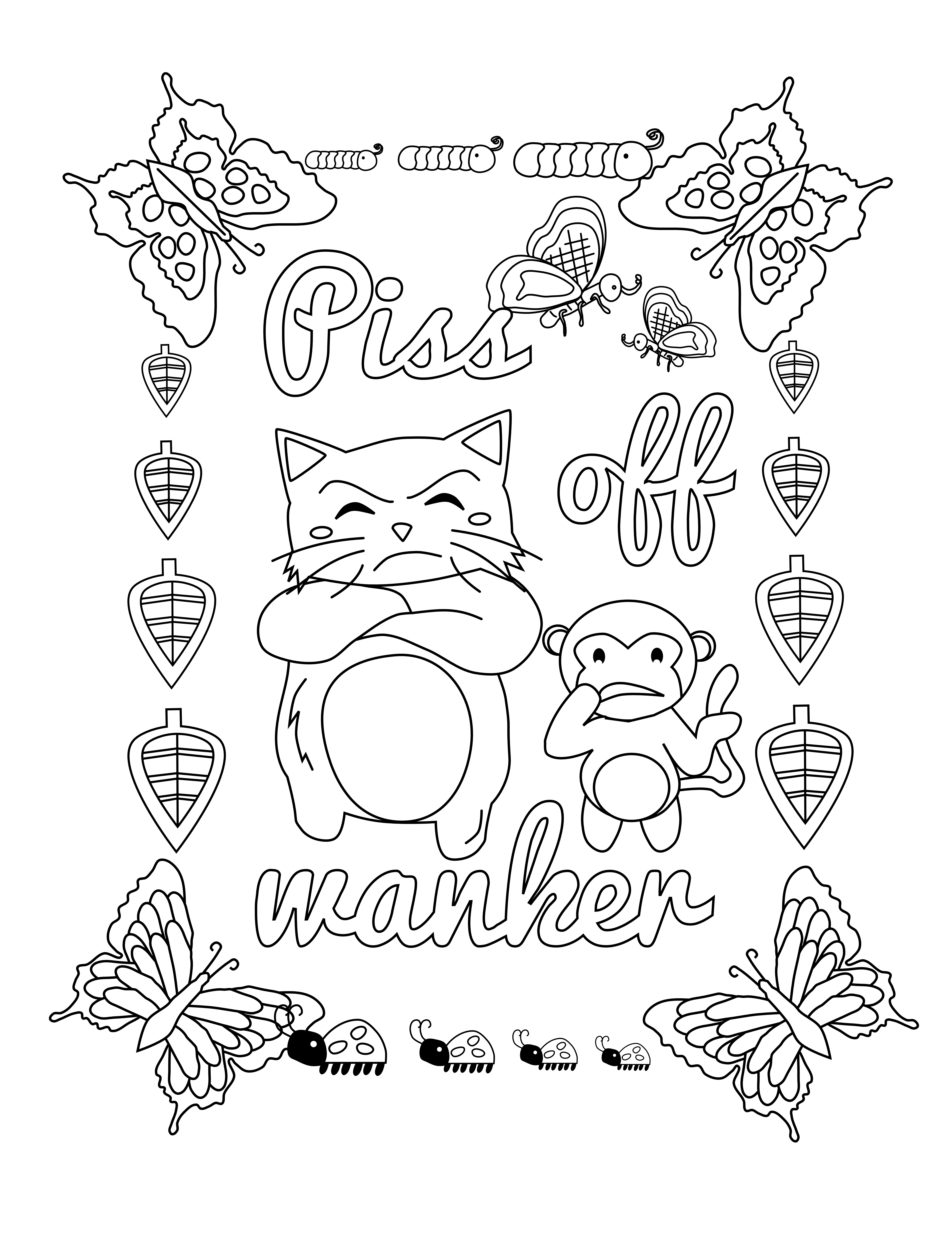 Pin On Coloring At Work