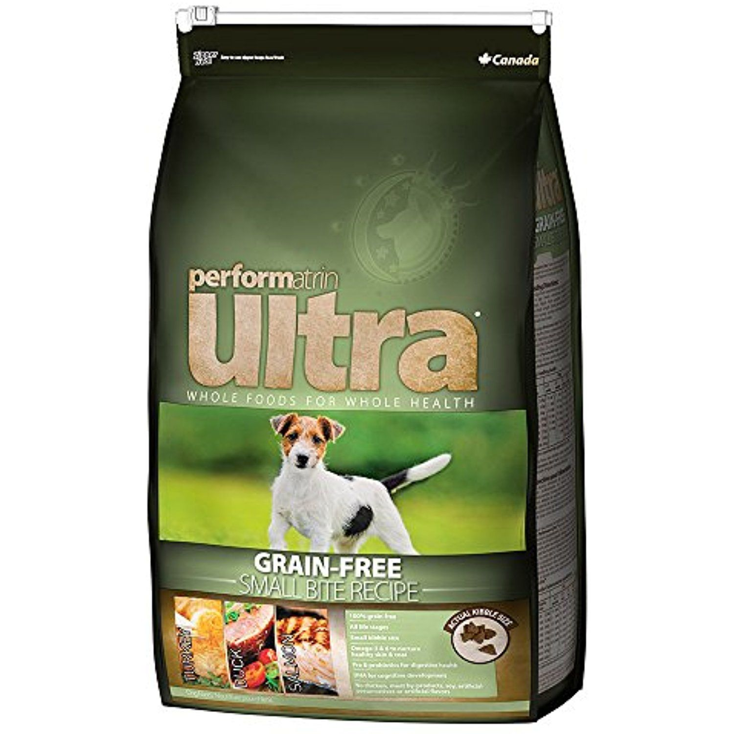 Performatrin Ultra Grain Free Small Bite Recipe Adult Dry Dog Food