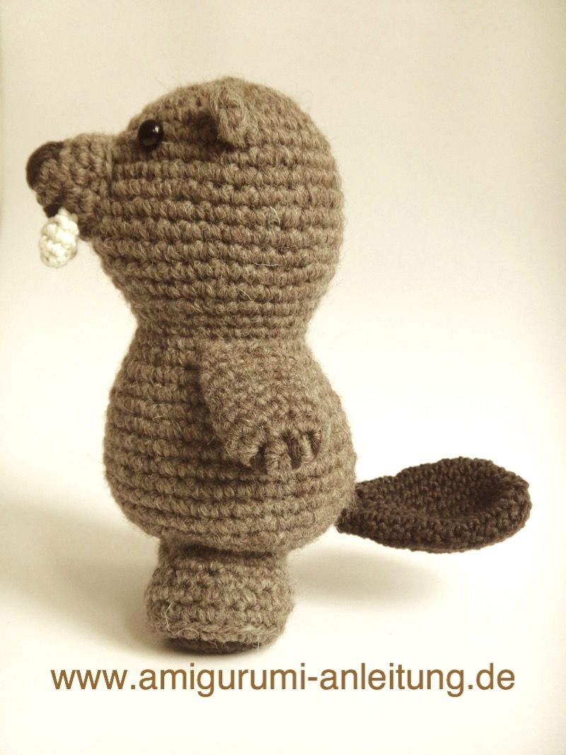 Amigurumi Biber Gehäkelt Häkeln Pinterest Crochet Crochet
