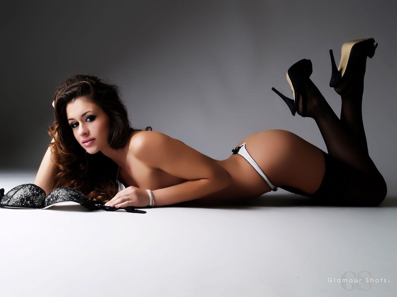Erotic glamour shot
