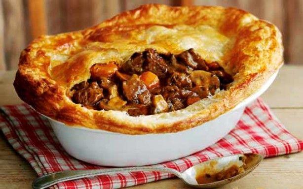 The best British bakes | Steak, ale, Ale pie, Beef, ale pie