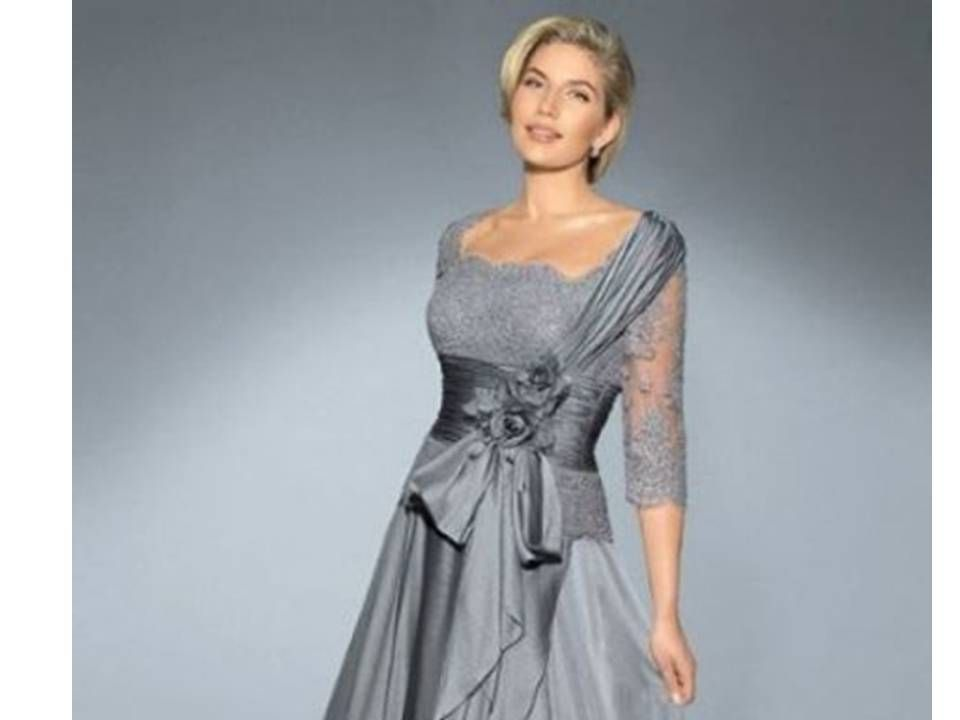 Ver vestidos de fiesta para senora