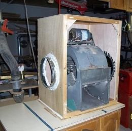 Shop Air Cleaner Shop Ideas Dust Collector Diy
