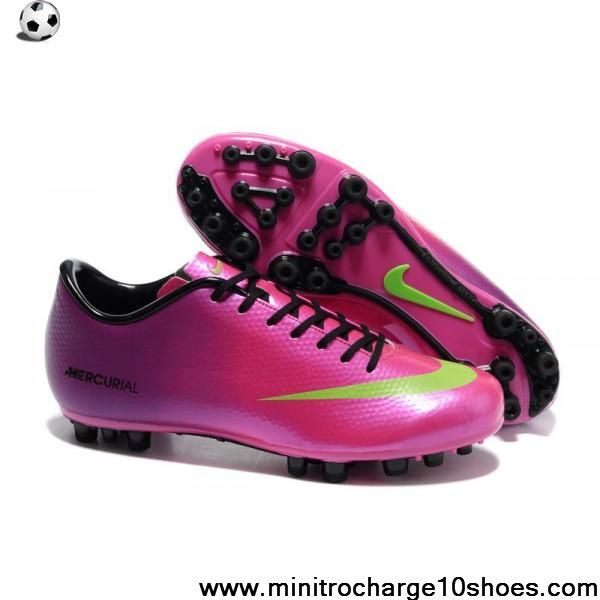 Buy Cheap Nike Mercurial Vapor IX AG Purple Pink Football Boots Store
