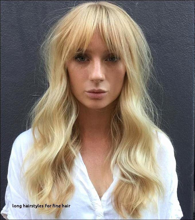 Frisur Langes Haar Schöne 20 elegante Frisuren mit langer