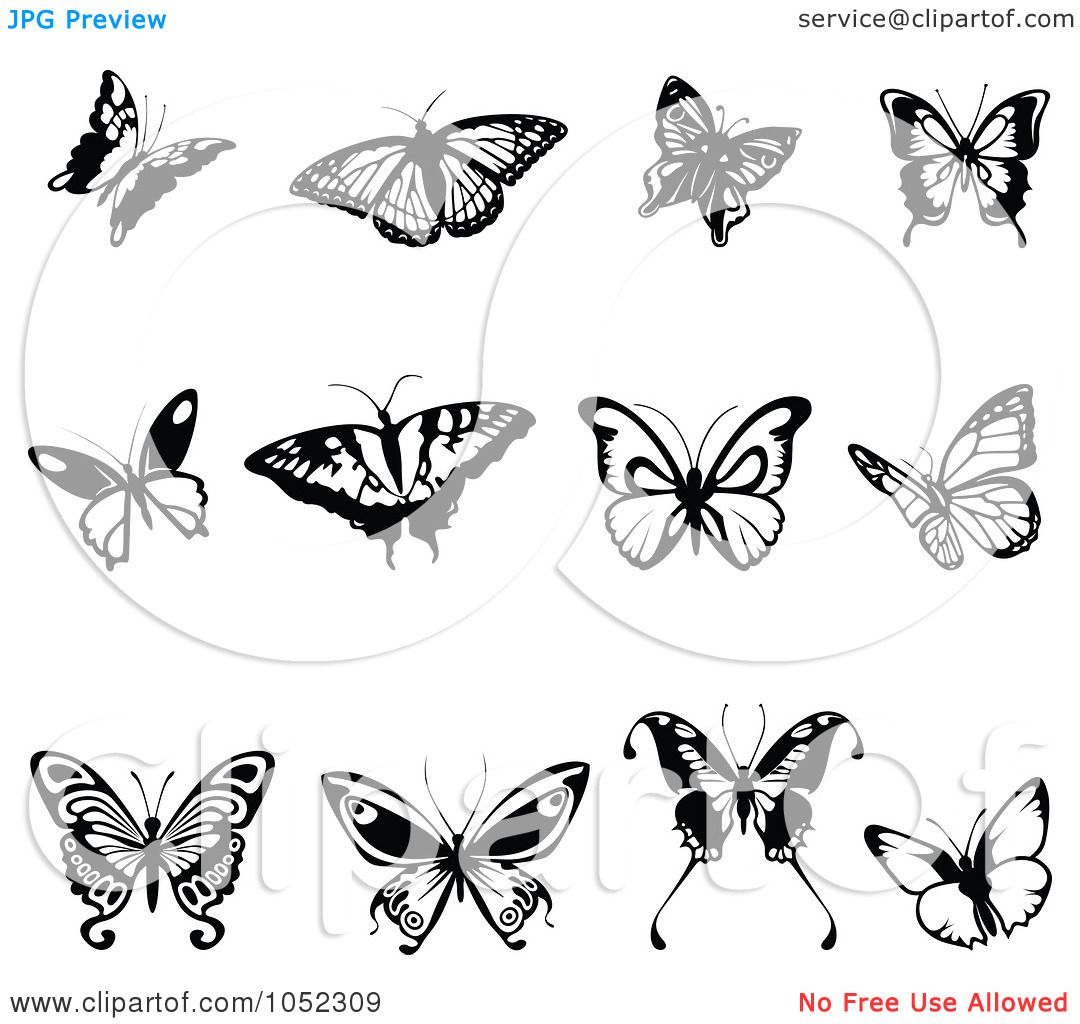 simple flying butterfly drawing - Google Search ...