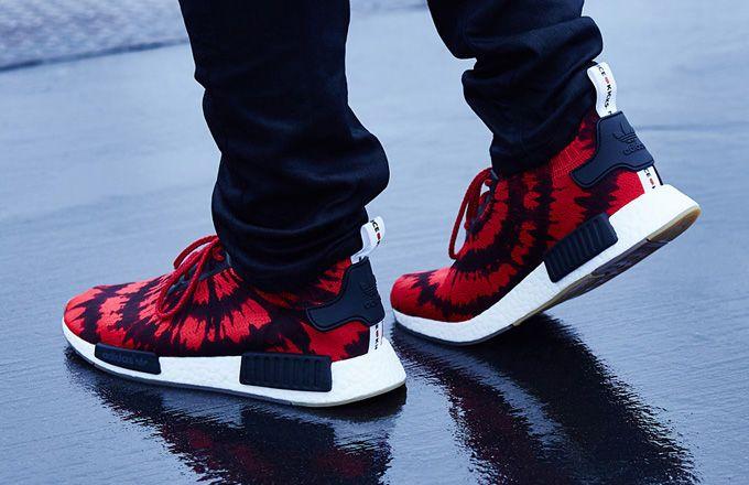Nice Kicks x adidas NMD Collab