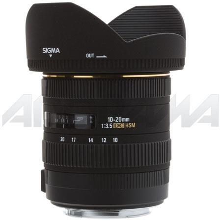 Sigma 10 20mm F3 5 Ex Dc Hsm Canon Lens Zoom Lens Canon Digital Slr Camera