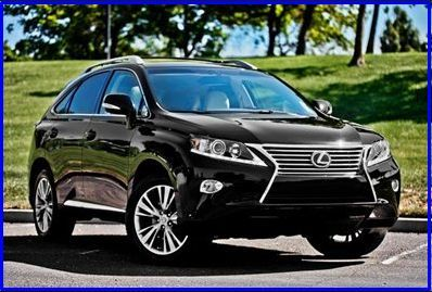 guide the lexus car photos all makes en specifications rx