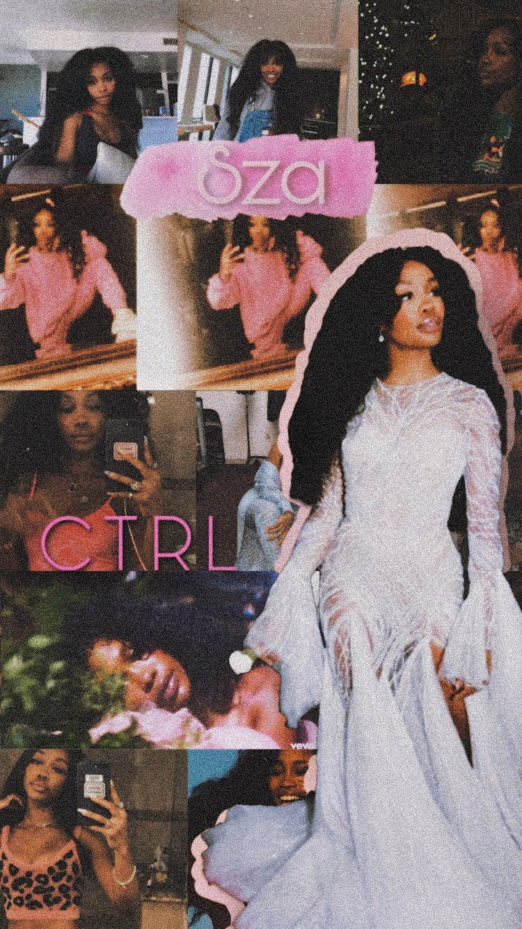Sza College Aesthetic Wallpaper Celebrity Wallpapers Photo Wall Collage Aesthetic