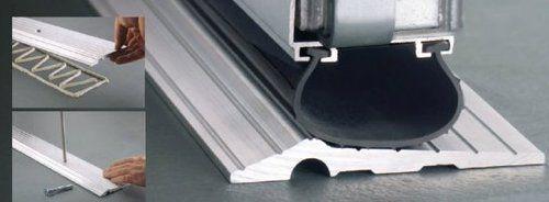 Aluminum Garage Door Threshold For Commercial Or Residential Doors Garage Doors Garage Decor Garage Door Design