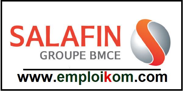 Salafin Recrute 4 Postes مجموعة سلفين التابعة للبنك المغربي للتجارة الخارجية يعلن عن مناصب للشباب حاملي الدبلوما Tech Company Logos Vodafone Logo Company Logo