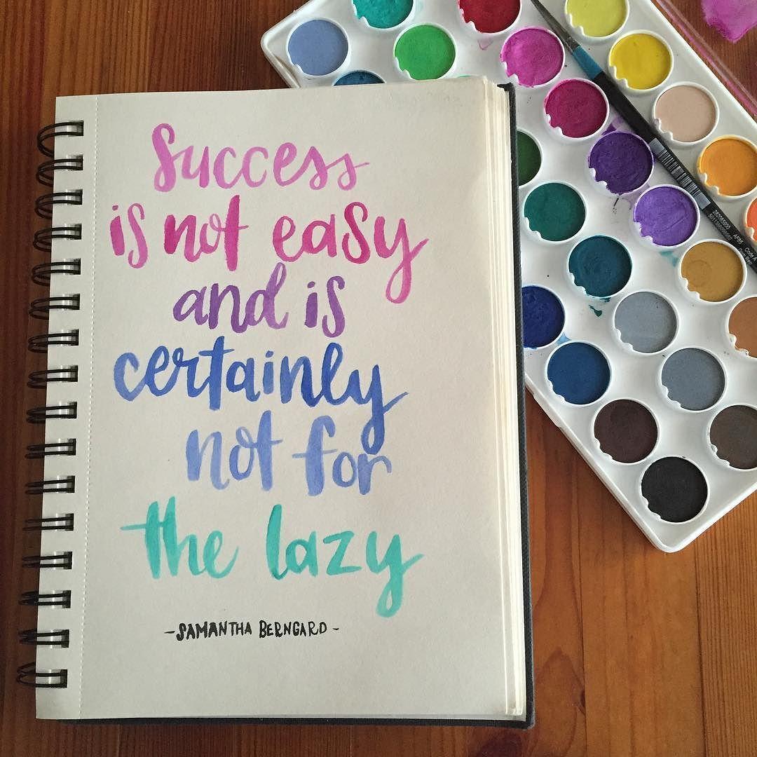 A new day. A new week. A new month.  #motivationalquote #motivationalmonday #brushlettering #watercolourbrushlettering by Ed Zimbardi http://edzimbardi.com