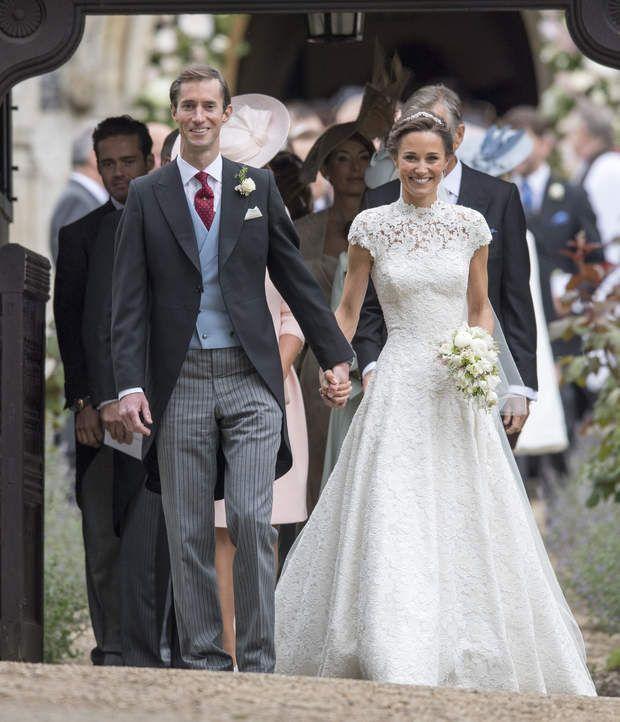 Mariage de Pippa Middleton : les prestigieux