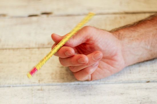 Spin A Pencil Around Your Thumb Good Ideas Diy Pinterest