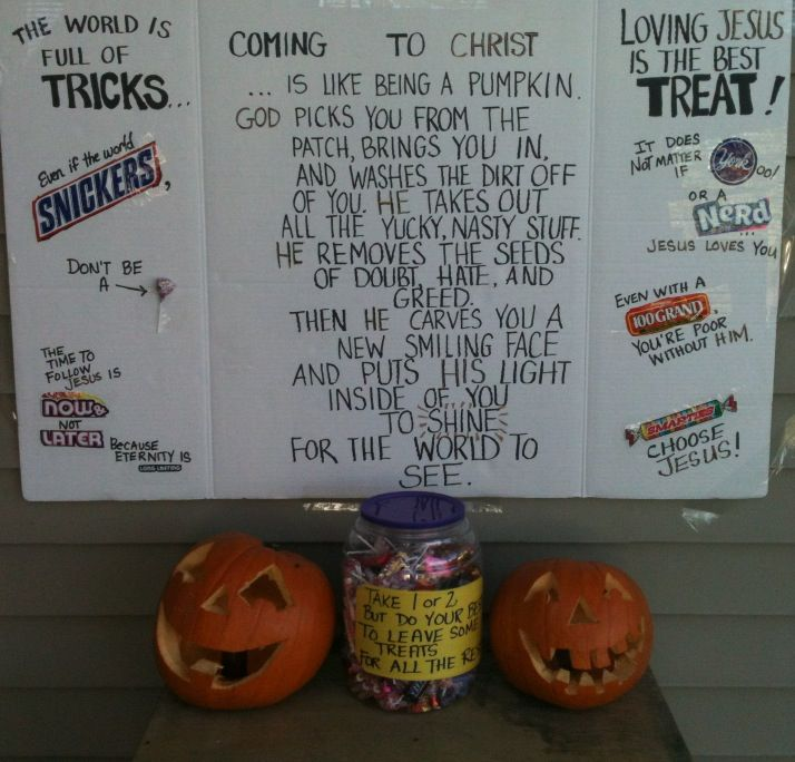 Christian Halloween Party Ideas.Halloween Decorating With A Christian Message Harvest Festival Decorations Halloween Decorations Church Harvest Party