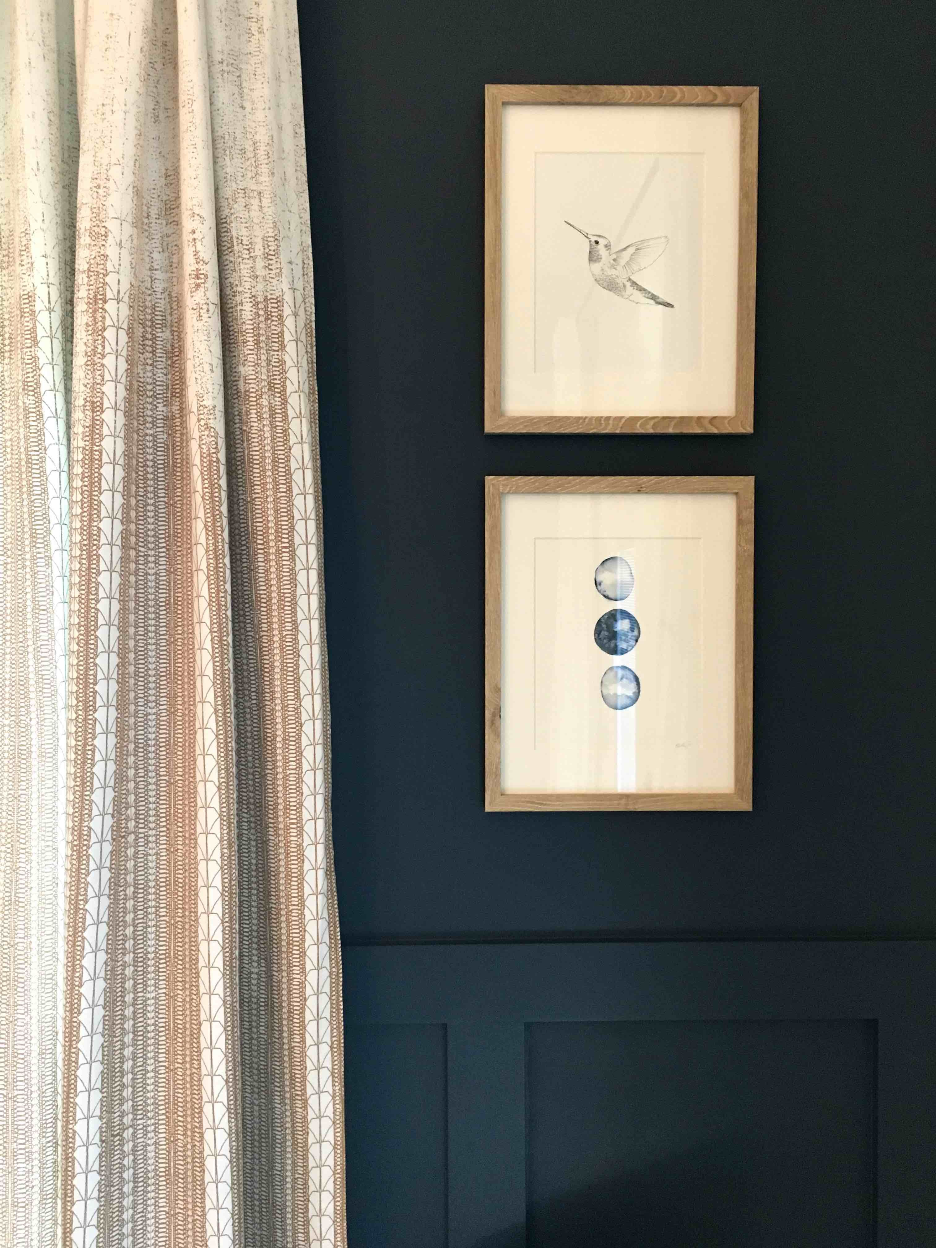 Monthly Round Up January 2018 Printed Curtains West Elm