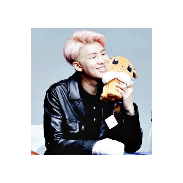 We ❤ It ❤ liked on Polyvore featuring bts, kpop and bts - namjoon