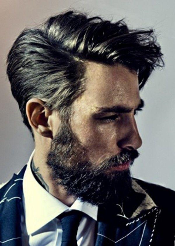 Peinados de hipster para hombre