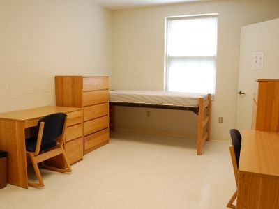 A Look In Low rise Room On UNCs South Campus These Low