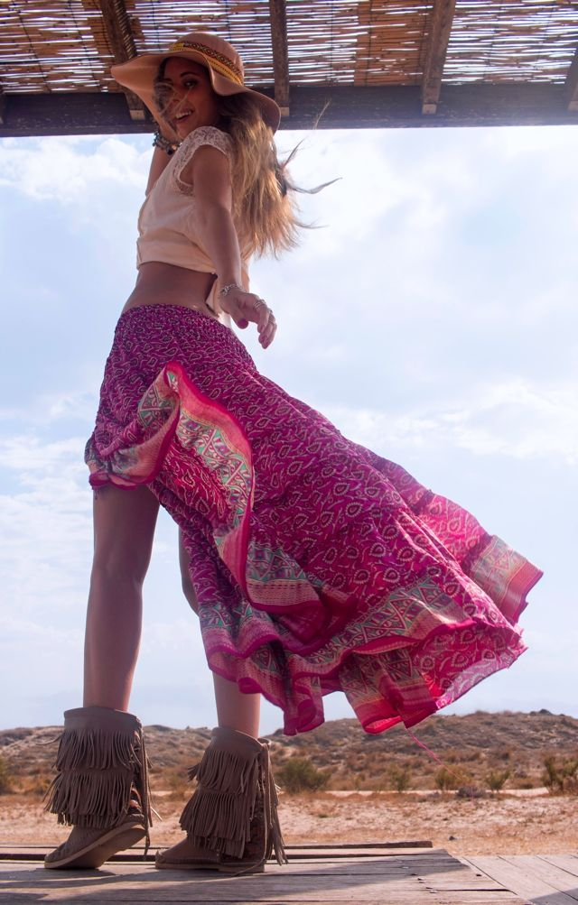 d19eaf4e0d8dc Free-Love-Ibiza-trendy-stephanie-belles | fabrics & jewels. en 2019 | Winter  hats, Beret outfit y Hats
