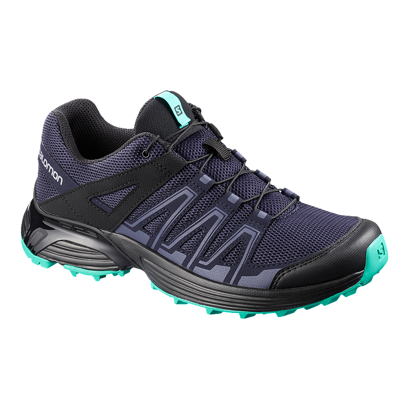 Salomon Women's XT Inari Trail Running Shoes Blue