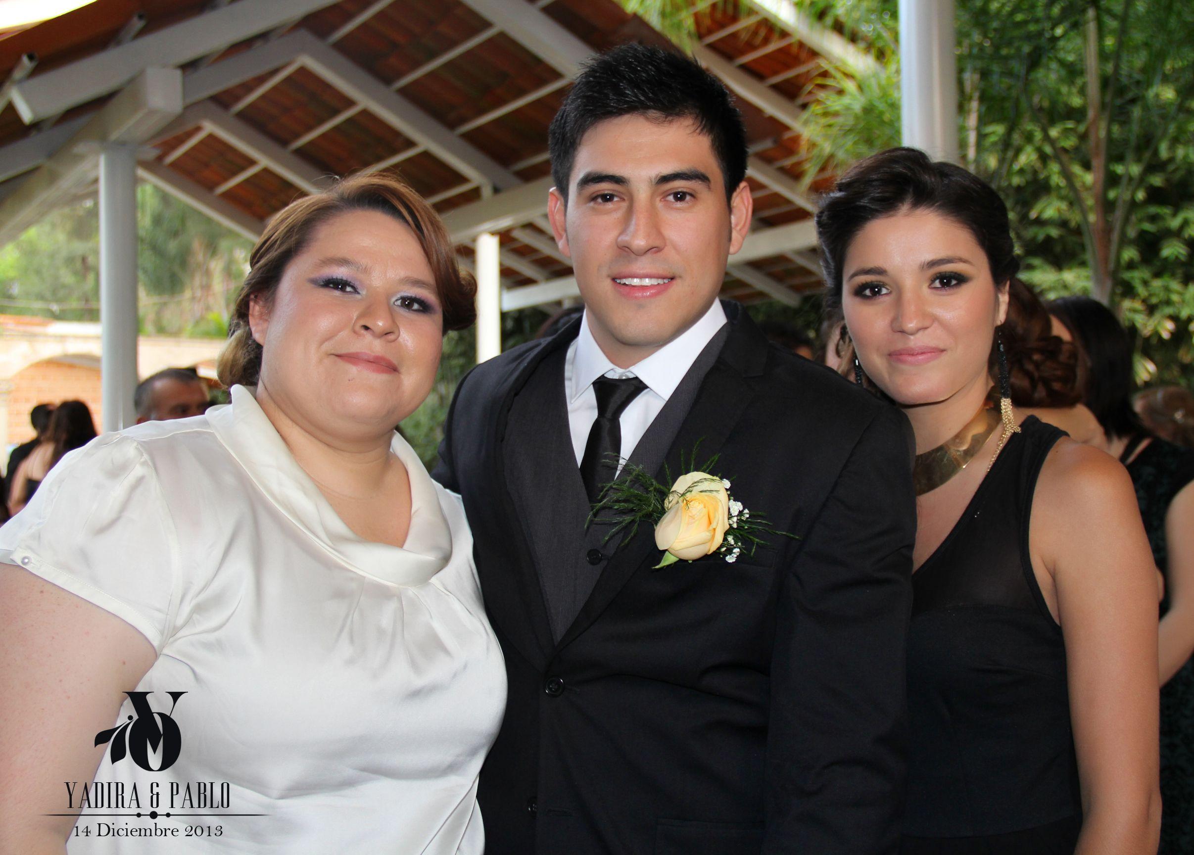 Gaby · Pablo · Alejandra