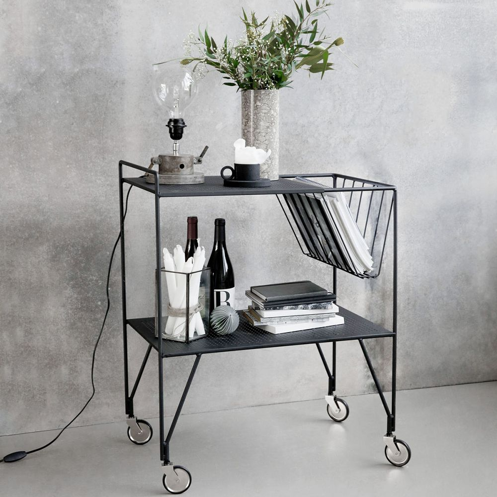 Use Sidobord, Svart 2575 kr. - RoyalDesign.se