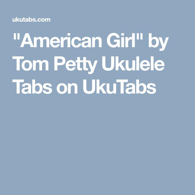 American Girl\