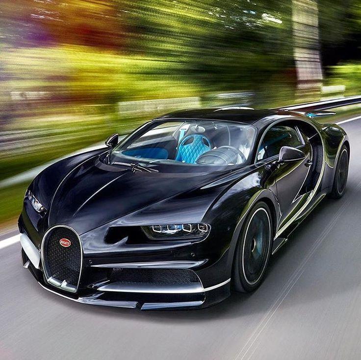 Bugatti Chiron Sport Top Speed