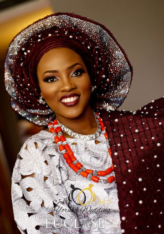 Beautiful Yoruba Wedding Pictures That Will Leave You