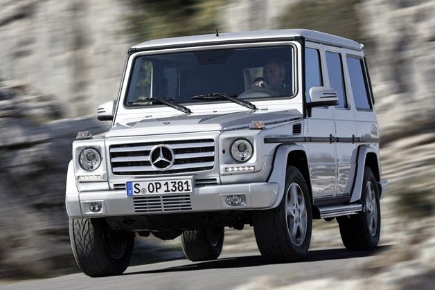 Mercedes mulling baby G-Wagon off-roader