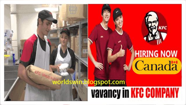 Kfc Canada Food And Restaurants Apply Jobs Opportunities Kfc Kfc Canada Restaurant Management