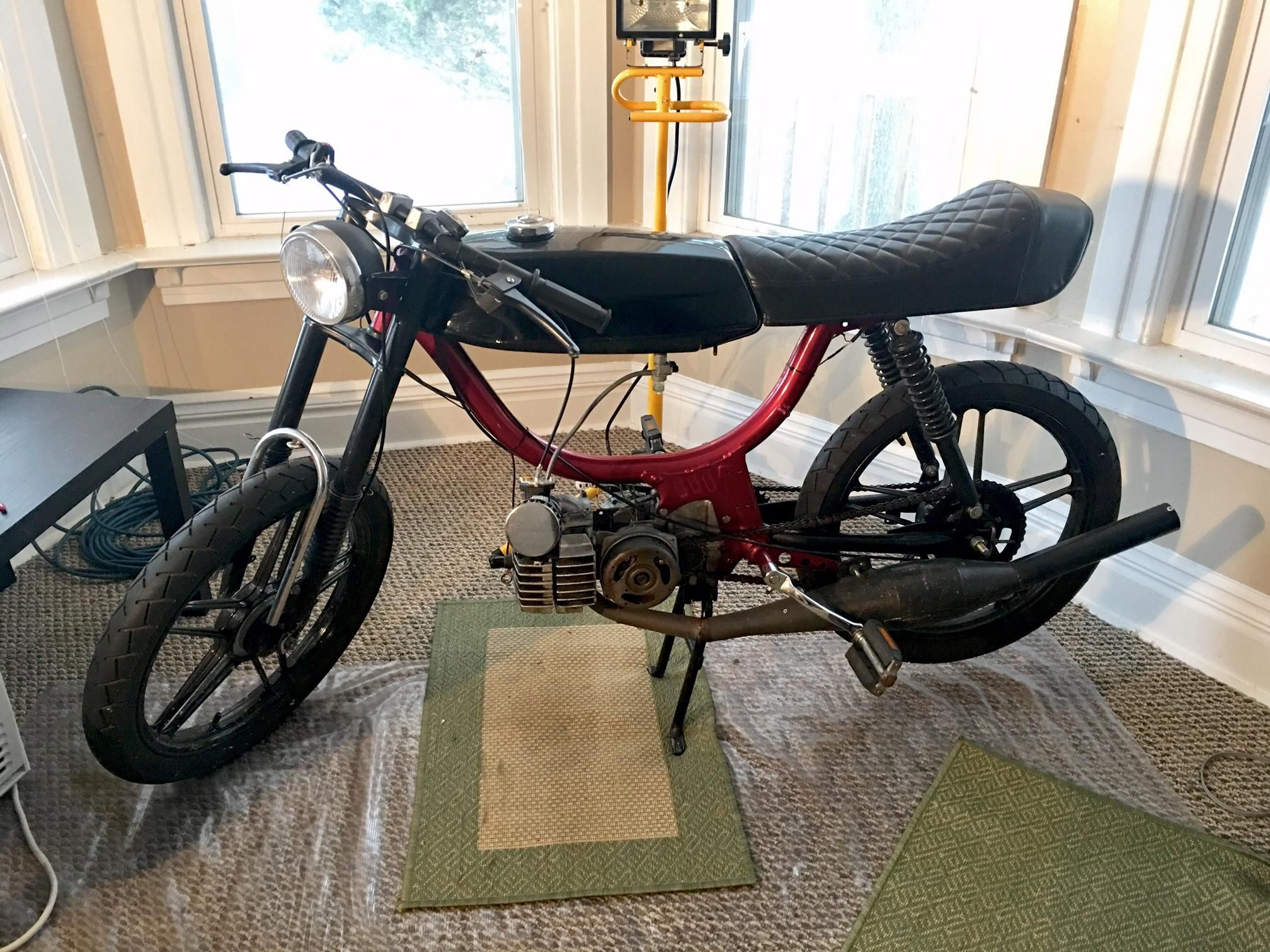 Puch Magnum For Sale Moped Puch Vintage Moped Moped