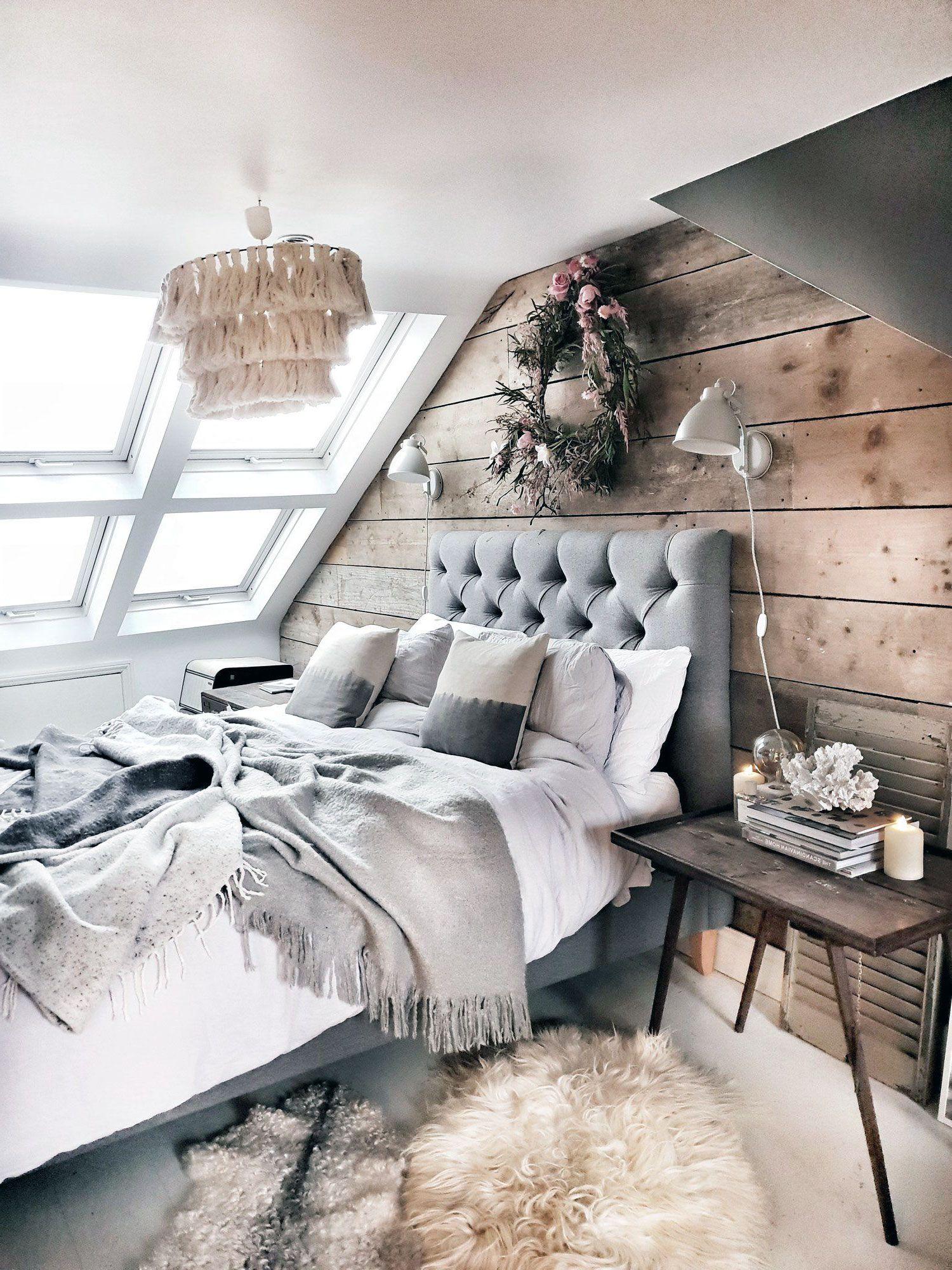31 Magnificent Rustic Scandinavian Interior Bedroom Inspiration In 2020 Scandinavian Interior Design Bedroom Scandinavian Interior Bedroom Scandinavian Interior Design