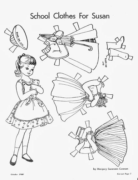 Picasa Web Albums Lorie Harding Children S Fr Munecas De Papel Munecas Recortables Bocetos De Ropa